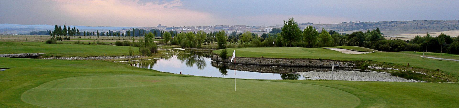 Imagen campo de Naturávila Golf
