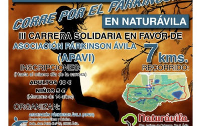 III CARRERA SOLIDARIA A FAVOR DEL PARKINSON